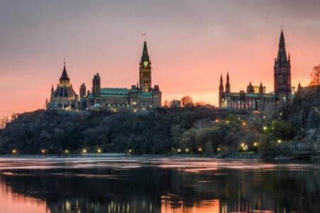 EY - Ottawa parliament buildings